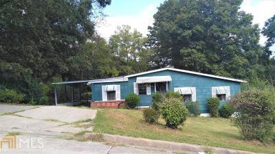 Atlanta Single Family Home New: 1697 NW Mary George Ave