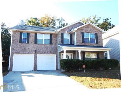 Austell Single Family Home New: 6986 Bonnes Blvd