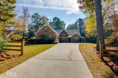 Grayson Single Family Home New: 665 Herring Rd