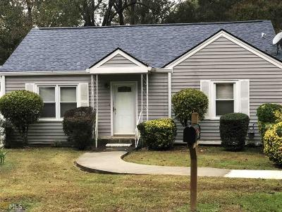 Atlanta Single Family Home New: 825 SW Pinehurst Terr