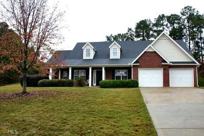Henry County Single Family Home New: 160 Blue Smoke Trl