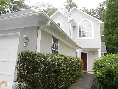 Alpharetta Single Family Home New: 5557 Bridge Pt Dr