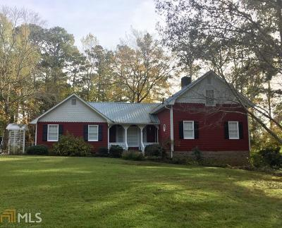 Carrollton Single Family Home For Sale: 106 North Lake Dr