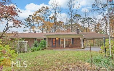 Ellijay Single Family Home For Sale: 8041 Big Creek Rd