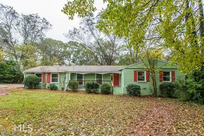 Decatur Single Family Home New: 1478 W Austin Rd