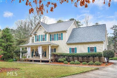 Snellville Single Family Home New: 3475 Millers Pond Way