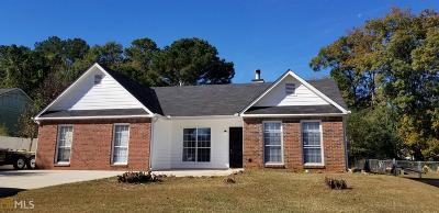 Clayton County Single Family Home New: 5787 Meadow Lane