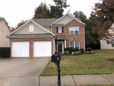 Clayton County Single Family Home New: 11613 Kades Trail #115