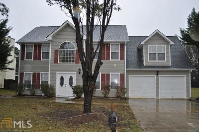 Snellville Single Family Home New: 4728 Score Ct