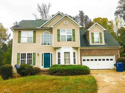 Clayton County Single Family Home New: 9738 Silverstone Ct.