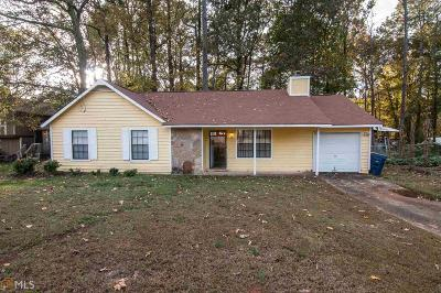 Stone Mountain Single Family Home New: 525 Carillon Ln #37