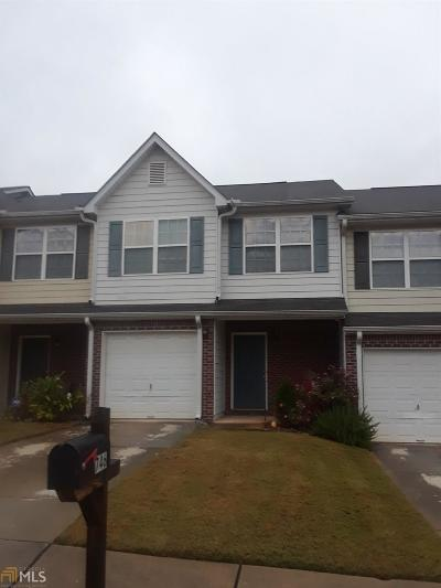 Clayton County Condo/Townhouse New: 746 Georgetown Ct
