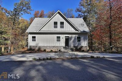 Rabun County Single Family Home For Sale: 522 King Mountain Dr