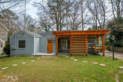 Decatur Single Family Home New: 206 Garden Ln