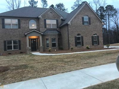 Covington Single Family Home For Sale: 315 Silver Ridge Rd