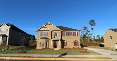 Covington Single Family Home New: 325 Silver Ridge Rd