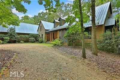 Suwanee Single Family Home New: 301 Kemp Rd