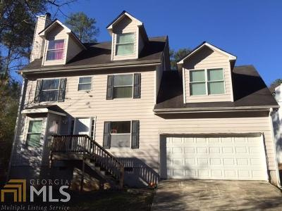 Snellville Single Family Home New: 8089 Norris Lake Rd