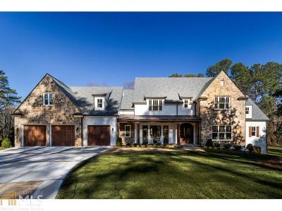 Sandy Springs Single Family Home New: 315 Glencastle Dr