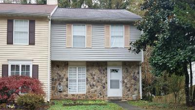Kennesaw Condo/Townhouse Under Contract: 3546 Kennesaw Station Dr