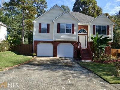 Powder Springs Single Family Home New: 4076 Mistymorn Ln