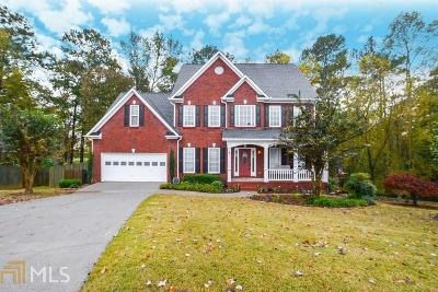 Suwanee Single Family Home New: 3698 Idlewild Place