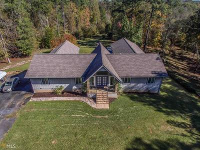 Haddock, Milledgeville, Sparta Single Family Home New: 129 Snyder Road