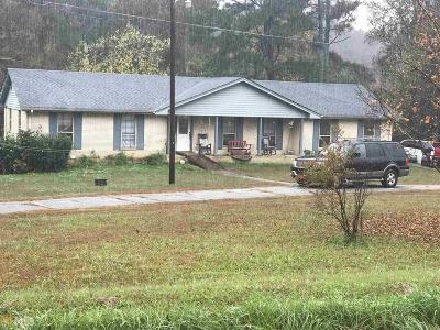 Loganville Single Family Home New: 5030 Old Highway 138
