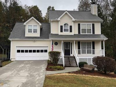 Grayson Single Family Home New: 655 Tribble Creek Dr