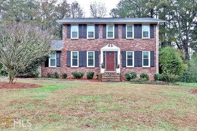 Marietta Single Family Home New: 4249 Meadow Way