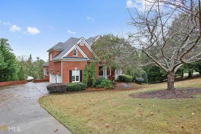 Alpharetta Single Family Home New: 805 Lake Mist Cv