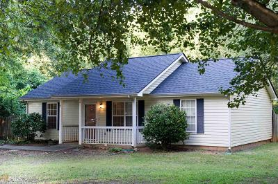Winder Single Family Home New: 40 Mimosa St