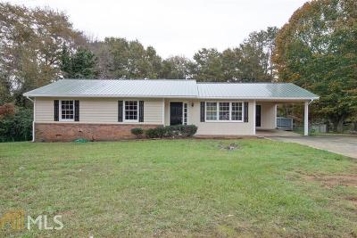 Stephens County Single Family Home New: 734 Oak Valley