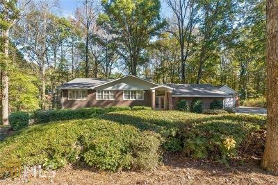 Stone Mountain Single Family Home New: 2267 Deer Ridge Dr