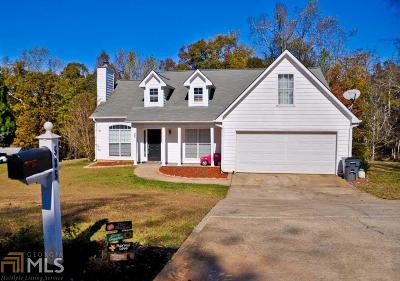 Dacula Single Family Home For Sale: 585 Flintlock