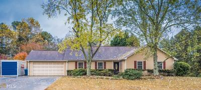 Snellville Single Family Home New: 1650 Willow Bend Way