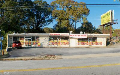 Atlanta Commercial For Sale: 2600 NW Bolton Rd