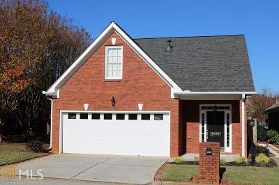 Snellville Single Family Home New: 2167 Stockton Walk Way