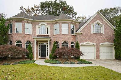 Smyrna Single Family Home New: 3724 Tynemoore Trce