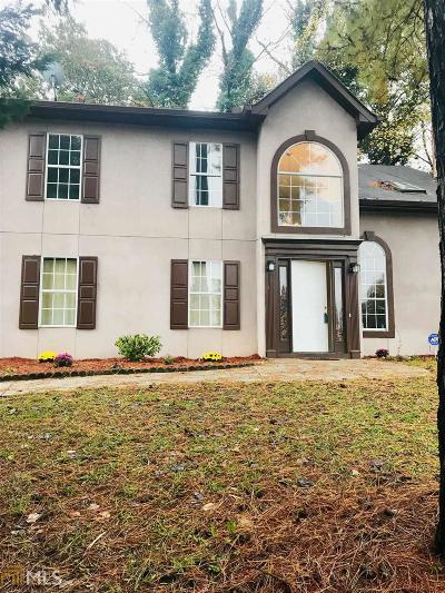 Lithonia Single Family Home New: 861 Bristol Way