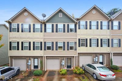 Stone Mountain Condo/Townhouse New: 1414 Knightstrail
