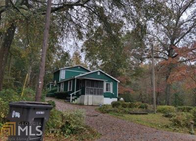 Powder Springs Single Family Home New: 4533 Long St