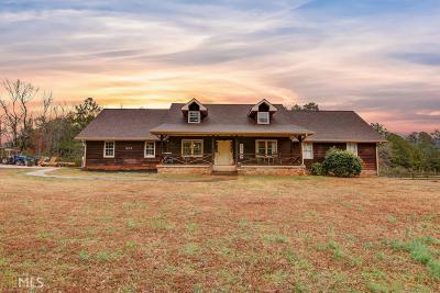 Covington Single Family Home For Sale: 925 Henderson Mill Rd