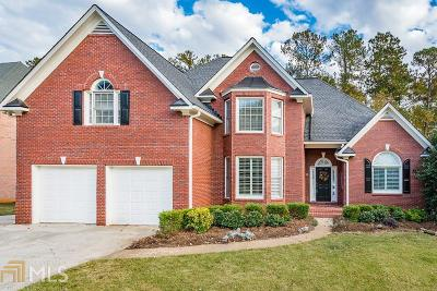 Acworth Single Family Home For Sale: 5874 Brookstone Walk