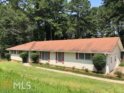 Ellenwood Single Family Home New: 3576 Anvil Block Rd