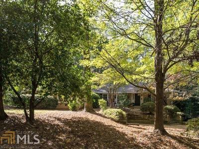 Atlanta Single Family Home New: 183 Lake Forrest Ln