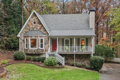 Acworth Single Family Home New: 2768 Douglas Ct