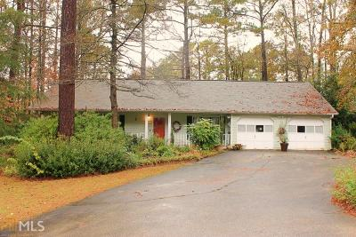 Powder Springs Single Family Home Under Contract: 5420 Jamestowne Dr