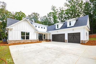Lawrenceville Single Family Home New: 510 Old Peachtree Rd