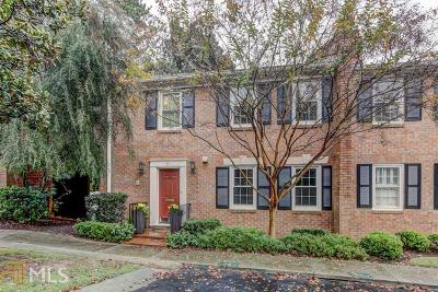 Atlanta Condo/Townhouse New: 4620 Wieuca Road NE #55